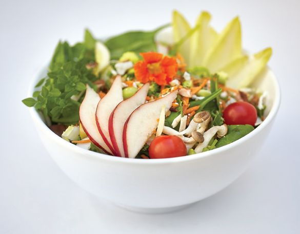 Salad bowl from Liv Salades